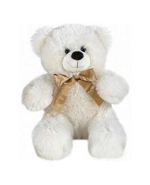 Кремовый медвежонок, 26 см
