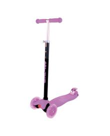 Самокат GO Travel Maxi фиолетовый