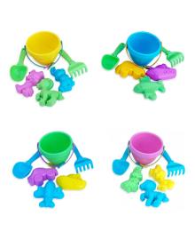 Набор для игры с песком Numo Toys Baby (в ассорт)
