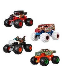 Автомобиль внедорожник Hot Wheels Monster Trucks 1:24 (в ассорт)