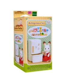 Набор аксессуаров Sylvanian Families Холодильник с продуктами 3566