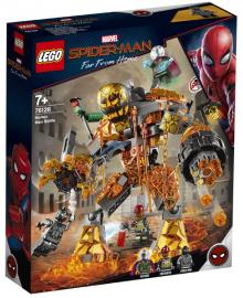 Конструктор LEGO Super Heroes Бой с Расплавленным Человеком (76128)