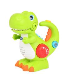 Игрушка Chicco Динозаврик T-Rec музыкальный