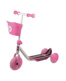 Самокат Stiga Mini Kid 3w Kick Scooter White Pink