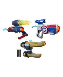 Бластер Hasbro Avengers Assembler Gear