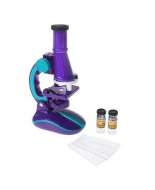Набор Maya Toys Микроскоп Юный профессор Qunxing Toys C2127, 4812501143706