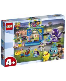 Детский конструктор LEGO Парк аттракционов Базза и Вуди (10770), 5900694107700