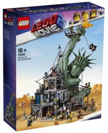 Конструктор LEGO Movie Добро пожаловать в Апокалипсград! (70840)