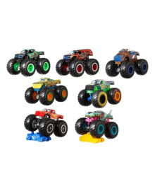 Машинка-внедорожник Hot Wheels Monster Trucks 1:64 (в ассорт)