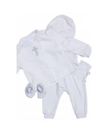 Набор крестильный для малышей Модный карапуз 03-00575-0