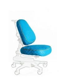 Чехол Mealux KBL XL для компьютерного кресла Y-818 голубой