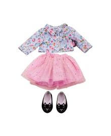 Набор одежды для кукол Gotz, 45-50 см: юбка, жакет, туфли 3402676