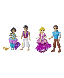 Набор фигурок Disney Princess Принцесса и Принц (в ассорт)