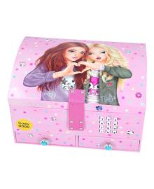 Шкатулка музыкальная Top Model Lexy & Nadja 410163, 4010070381691