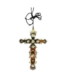 Крест священника (серебряный) 140519-002