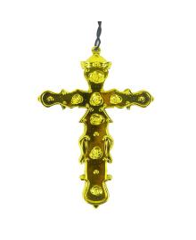 Крест священника (золотой) 140519-001