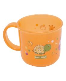Чашка Baby Team оранжевая, 200 мл