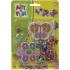 Термомозаика Цветной дизайн, Бабочка и птичка, 500 элементов, Art&Fun