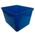 Контейнер пластиковый открытый Gigo синий (1138B)