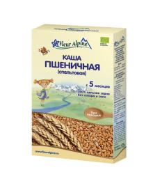 Каша Fleur Alpine пшеничная (спельтовая) 175 г