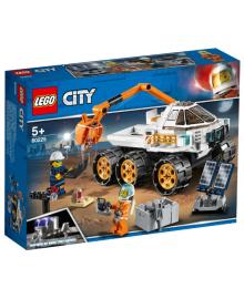 Конструктор LEGO City Тестдрайв всюдихода (60225), 5702016369953