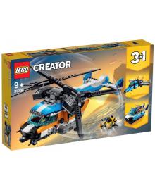 Конструктор LEGO Creator Двухроторный вертолёт (31096)