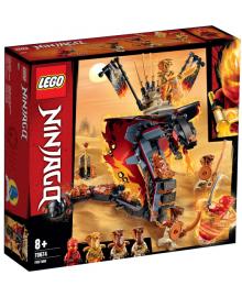Конструктор LEGO NINJAGO Огненный кинжал (70674), 5702016365511