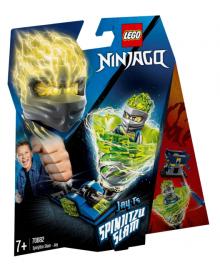 Конструктор LEGO NINJAGO Бой мастеров кружитцу - Джей (70682), 5702016469011
