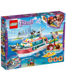 Конструктор LEGO Friends Катер для рятувальних операцій (41381), 5702016370232