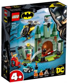 Конструктор LEGO Super Heroes Бэтмен и побег Джокера (76138)
