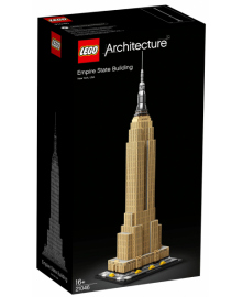 Конструктор LEGO Architecture Эмпайр Стейт Билдинг (21046), 5702016368338