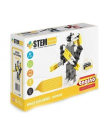 Конструктор Engino Stem Heroes Исследование космоса: Кронос SH23, 5291664003161
