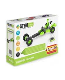 Конструктор Engino Stem Heroes Спортивные автомобили: Драгстер SH32, 5291664003185