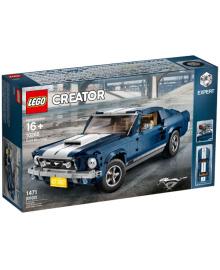 Детский конструктор LEGO Форд Мустанг (10265), 5702016368260