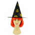 Шляпа ведьмы Тыква (детская) 100918-041