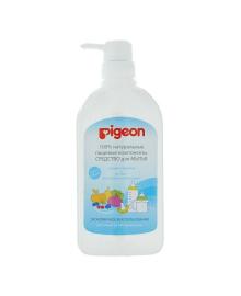 Средство для мытья бутылочек Pigeon, флакон с дозатором, 800 мл