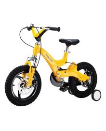 "Велосипед Miqilong JZB Yellow 16"""