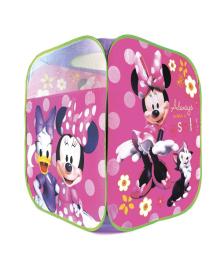 Детская палатка Shantou Minnie Mouse в коробке Shantou Jinxing plastics ltd KI-3303-П(D-3303), 6989074433034