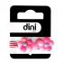 Резинка для волос детская Dini Kids Цветок, розовый, 2 шт. (AT-7), 4820164153079