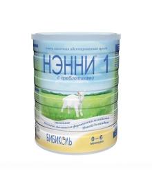 Сухая молочная смесь Нэнни 1 с пребиотиками, 400 г