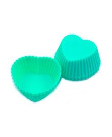 Набор формочек для кексов Fissman Сердце, 6 шт. BW-6699.6