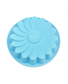 Форма для выпечки Fissman Ромашка голубая BW-6670.22