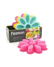 Форма для выпечки Fissman Ромашка, 27х5 см (в ассорт.) PR-6700.BW, 5710844067002