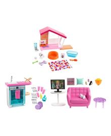 Набор мебели Barbie (в ассорт)