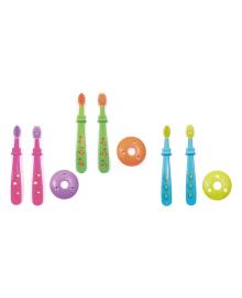 Щетки для зубов и десен Lindo 2 шт (в ассорт)