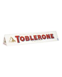 Шоколад Toblerone белый 100 г, 7614500010310