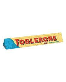 Шоколад Toblerone молочный с миндалем 100 г, 7622300710613