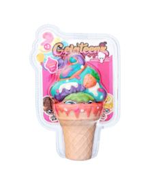 Сквиш-фигурка Gelateenz Стаканчик мороженого (в ассорт)