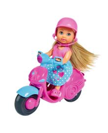 Набор Steffi & Evi Love Эви на скутере