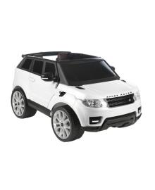 Детский электромобиль Feber Range Rover Sport, белый 8660